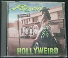Hollyweird by Poison (CD, May-2002, Cyanide Records)