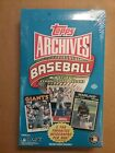 2012 Topps ARCHIVES Baseball Factory Sealed HOBBY Box - FREE PRIORITY SHIPPING