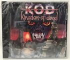 Kingdom Of Dead by K.O.D. (1993 Magnetic Air) NEW FACTORY SEALED/FREE USA SHIP