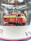 Hot Wheels Obey VW Bus Petersen Museum LE K5405 New NRFP 2006 Red Yel 164