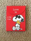 Snoopy Peanuts Love Is A Big Hug Purse Notes 3 x 4 75 pages Magnetic notepad