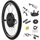 36V 500W 26 Front Wheel Electric Bicycle E bike Kit Conversion Cycling Motor