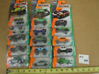 M7 Lot of 15 Matchbox Cars  Trucks Collection Gladiator Raider Bandit Mustang