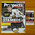 Steven Stamkos Rookie Cards and Autograph Memorabilia Guide 39