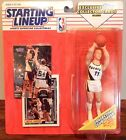 Starting Lineup New 1993 NBA Detlef Schrempf Figure and card