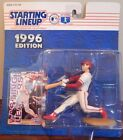Starting Lineup 1996 Will Clark Figure and Card MLB