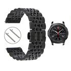 For Samsung Gear S3 Classic / Frontier Smart Watch Band Wrist Strap 22mm