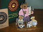 Boyds Bears 2001 ~PE MOMMA DOITALL WITH JEFF, JOSEY & PATCH!~ QVC STYLE #228353V