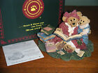 Boyds Bears 2008 ~MOM AND TAYLOR...LIL' LEARNER~  STYLE #228526