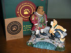 Boyds Bears 2004  ~PUSS N. BOOTS WITH HIS MAJESTY...ROYAL ENCOUNTER~ STYLE #2460