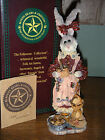 Boyds Bears Folkstone 1999  ~1E WENDY WILLOWHARE & PIP...A TISKET A TASKET~