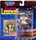 NIB 1996 Starting Lineup Timeless Legends Jim Thorpe with Hurdle