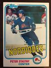 Peter Stastny 1981-82 Topps Rookie Card #39 PSA?