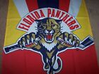 FLORIDA PANTHER'S HOCKEY NHL HOUSE FLAG - SEE PHOTOS AND DESCRIPTION