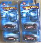 Hot Wheels 2008 Exclusive Mail In Set 40th Dairy Delivery VW Drag Truck Nomad