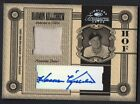 HARMON KILLEBREW**AUTOGRAPH & JERSEY RELIC #3 OF 25**2005 Timeless Treasures HOF