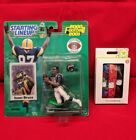 FREE GIFT - Starting Lineup 2000 extended series Isaac Bruce NFL St. Louis Rams