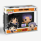 SDCC 2018 Exclusive Dragon Ball Z Funko POP! 2 Pack - Dancing Trunks and Goten
