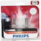 Philips High Beam Light Bulb for BMW R1100S Boxer Cup Replica R1200RT bo