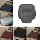 Breathable PU Bamboo Charcoal Car Seat Cushion Cover Pad Mat Protector Fabulous