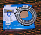 Smart Choice 6' Stainless Steel Waterline Install Kit refrigeration