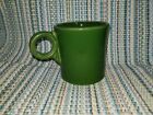 OLD VINTAGE 1951 FIESTA FOREST GREEN TOM & JERRY MUG HOMER LAUGHLIN FIESTAWARE