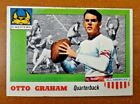 1955 Topps Otto Graham All American Football Card #12