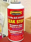 r134a 134a Leak Stop For Rubber Hoses Gaskets  O Rings Leak Detector Dye