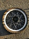 Honda XL500s XL 500 front wheel rim hub drum 21