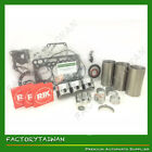 Engine Overhaul Kit STD for KUBOTA D722 K008 G1900 GF1800 B7300HSD ZD18