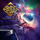 GRAND DESIGN - VIVA LA PARADISE (GMRCD1712) KILLER SWEDISH AOR STYLED METAL CD