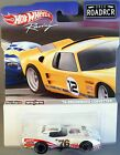 HOT WHEELS RACING 2012 ROADRCR 76 GREENWOOD CORVETTE CANADA RELEASE ONLY