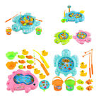 Baby Chidlren Fish Baby Magnetic Fishing Pretend Game Bath Water Preschool Toy
