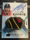 15-16 The Cup Exquisite Collection ARTEMI PANARIN Rookie Patch Auto 72 SICK ARP