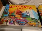 2 1970 Matchbox Playsets Cases