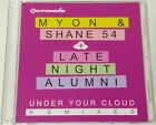 Myon & Shane 54 + Late Night Alumni - Under your cloud (Maxi-Single, Promo) 2014
