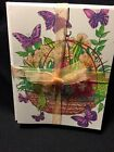 BUTTERFLIES Lovely Butterfly Blank Note Cards Set of 8