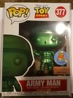 Funko Pop! Toy Story - Army Man Metallic Box Lunch Exclusive With Pop Protector!