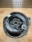1975 Honda XL175 XL 175 rear brake Pad plate and assembly