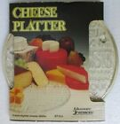 Crystal CHEESE PLATTER 11