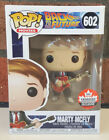 FUNKO POP! Back to the Future - MARTY MCFLY - Canadian Convention Exclusive 2018