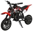 49CC 2 Stroke Gas Power Mini Dirt Bike Dirt Off Road Motorcycle Pit Bike Scooter