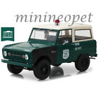 GREENLIGHT 19036 1967 FORD BRONCO NEW YORK CITY POLICE CAR NYPD 1 18 GREEN