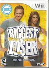 The Biggest Loser Nintendo Wii 2009 Health  Fitness Video Game COMPLETE