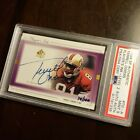 1999 SP Authentic Terrell Owens Players Ink Level 2 Auto