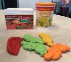 Fisher Price Alphabet Soup Taco Fixins Fun With Food 1988 Frozen Vegetables