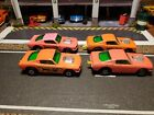 4 Vintage Matchbox Superfast Ford Mustangs Wildcat Dragster