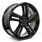 19 Sport Style Wheels Gloss Black Fits Honda Accord Sedan Coupe 5 Lug Civic