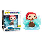 Disney The Little Mermaid Funko POP Hot Topic Exclusive Ariel Finding Your Voice
