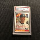 2015 TOPPS HERITAGE MARIANO RIVERA REAL ONE RED INK #56 66 AUTO PSA 10 GEM MINT